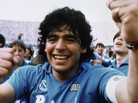 Diego Maradona, su Netflix in streaming da oggi!