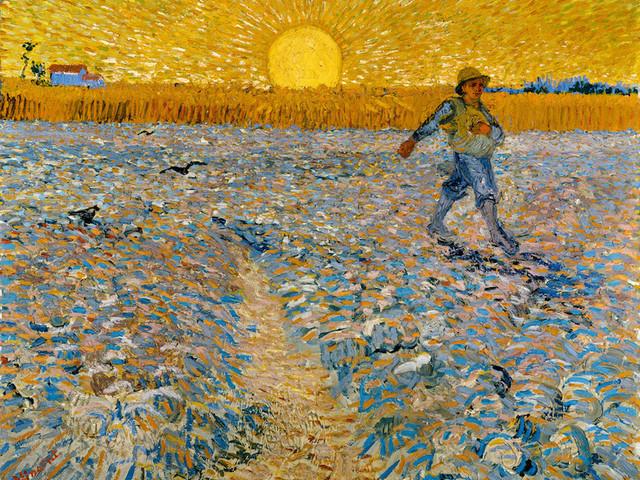 L'arte di Vincent van Gogh diventa recital e viene trasmessa in diretta su Facebook