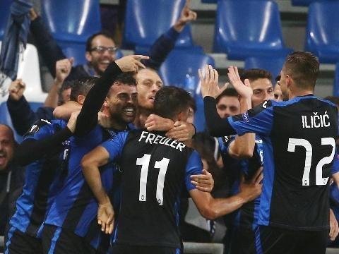 E. League: Milan pari, vince l'Atalanta