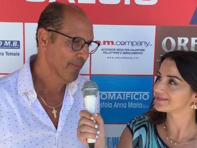 Sangiustese, le parole del DG Cossu in vista del primo turno di Coppa Italia contro la Jesina