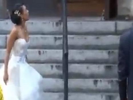 The Flash 4 ci porta a nozze: le foto dal matrimonio dei West Allen mettono in crisi i fan di Supergirl 3