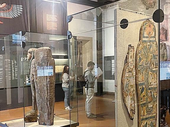 Padova, agli Eremitani arriva la storia egizia: «Rilanciamo il museo Archeologico»