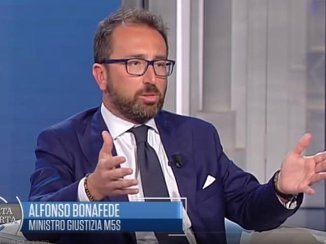"""Bonafede sulla Giustizia: """"Via libera alle riforme sul processo civile"""""""