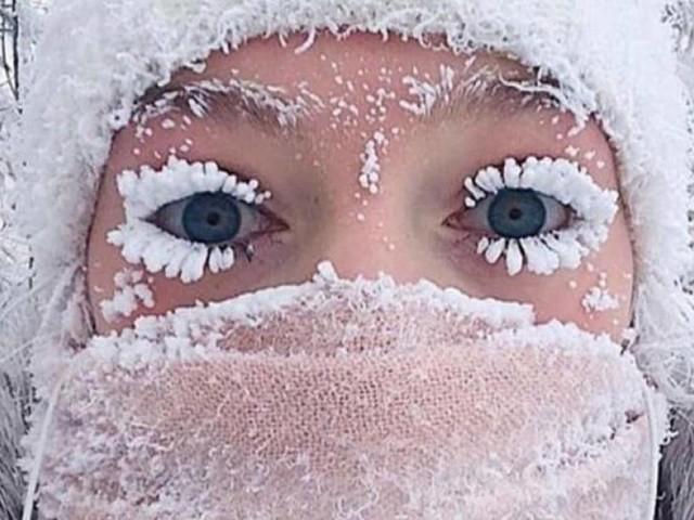 È il villaggio siberiano di Oymyakon il più freddo del mondo. Il termometro ha registrato temperature fino a -50°