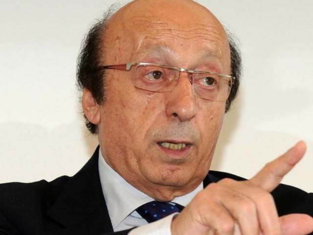 Luciano Moggi: 'Parlare di fallimento della Juventus è una cosa comica'