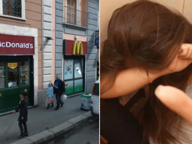 Turista 26enne aggredita in un McDonald's: picchiata e molestata da inserviente di origini egiziane