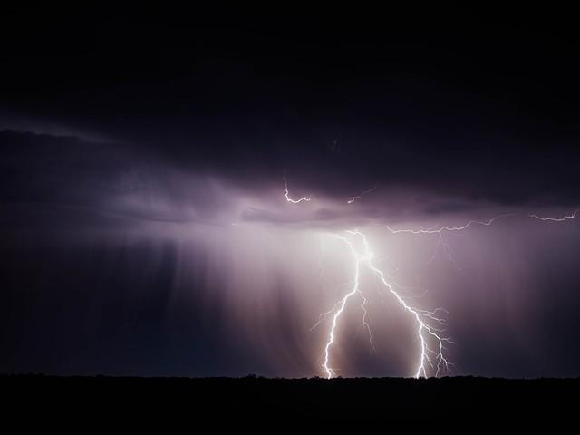 Maltempo al sud, rischio nubifragi