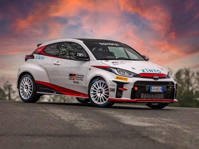 Toyota, nuovi dettagli del monomarca GR Yaris Rally Cup: si avvicina il debutto