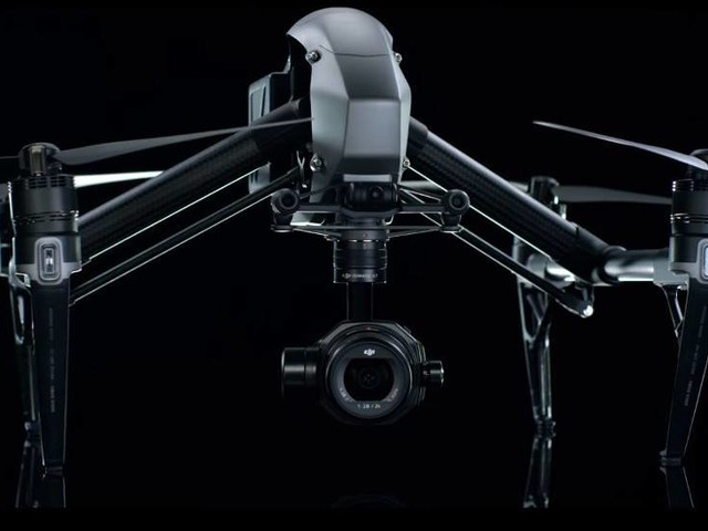 DJI Zenmuse X7, per riprese aeree professionali