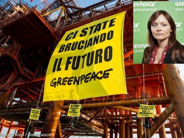 Greenpeace Italia: «Fermiamo le trivelle!»
