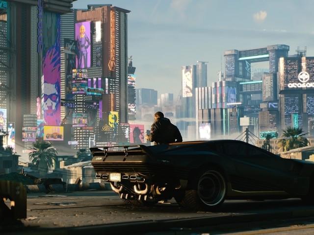 Cyberpunk 2077 e la sua Night City visti attraverso gli occhi di un architetto