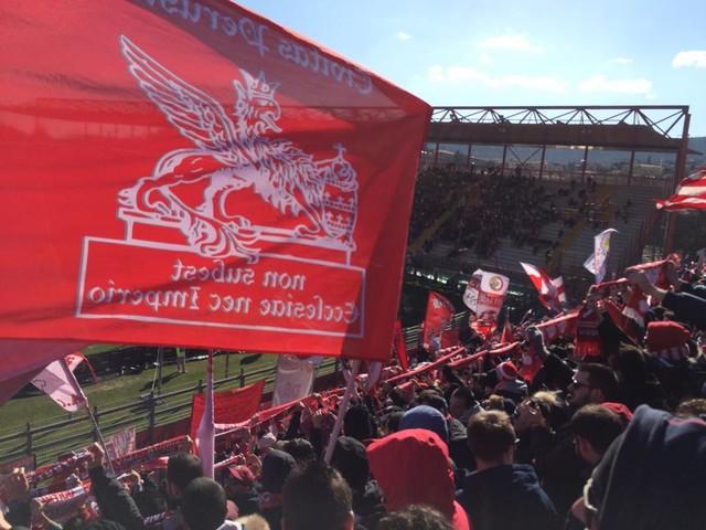Serie B, guizzo di Di Carmine al 92′ | Perugia-Palermo 1-0