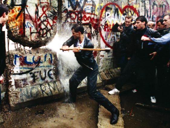 9 Novembre 1989: 30 anni fa cadeva il muro di Berlino