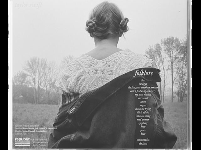 """Taylor Swift: a sorpresa il nuovo album """"Folklore"""""""