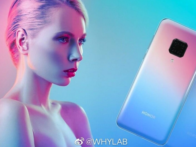 Honor V30 e V30 Pro: emergono foto e specifiche tecniche