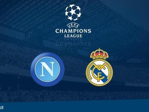 UCL, Napoli-Real Madrid in chiaro: dove viene trasmessa?