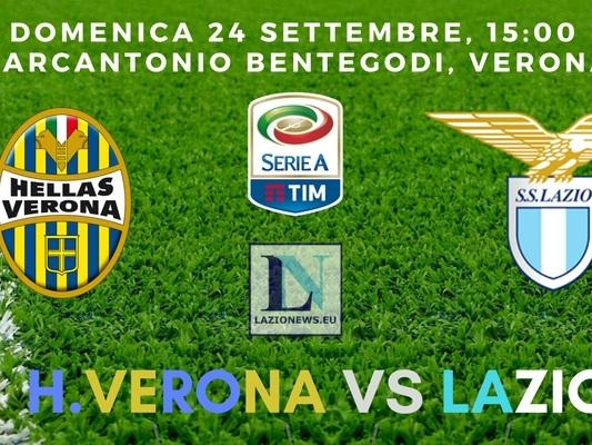 Verona-Lazio, le probabili formazioni: ancora difesa a 3, esordio per Patric