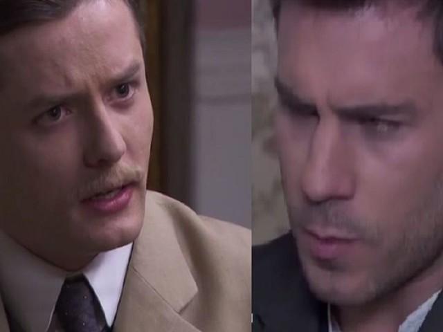 Una Vita spoiler: Samuel avverte Telmo per proteggere Lucia da Eduardo