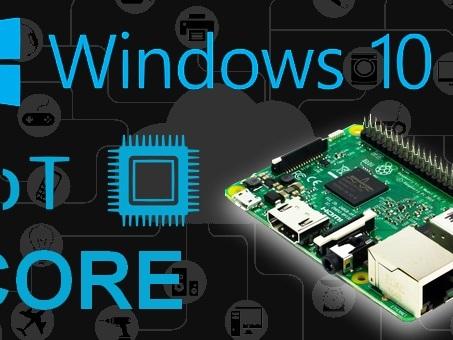 Rapsberry Pi e Windows IoT: Windows 10 IoT Core