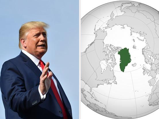 """Perché Trump vuole comprare la Groenlandia? Ridicolizzata l'idea del Presidente: """"È la prova che è impazzito"""""""