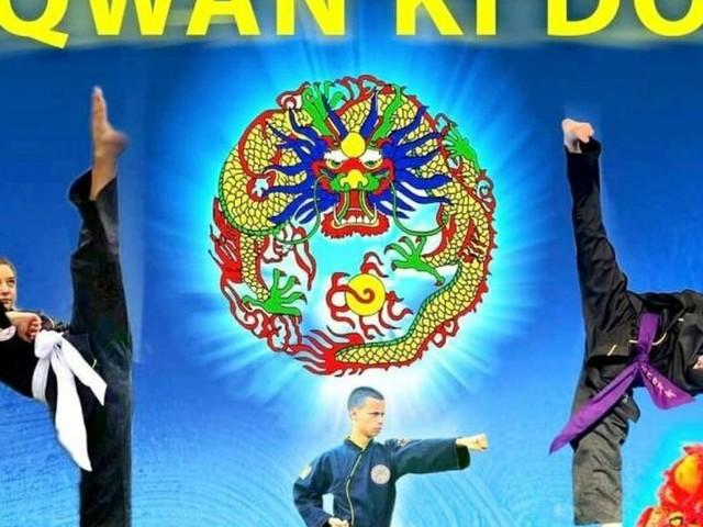 Campionato nazionale Qwan Ki Do UISP Kung Fu all'impianto Filippo Raciti di Padova