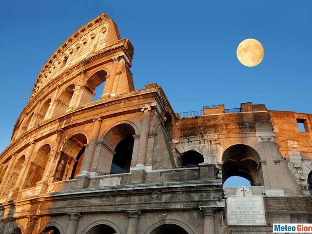 Meteo ROMA: duraturo BEL TEMPO, clima quasi primaverile
