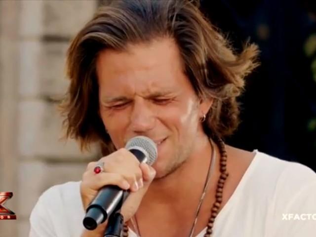 Video X Factor: Enrico Nigiotti canta Ho visto Nina volare