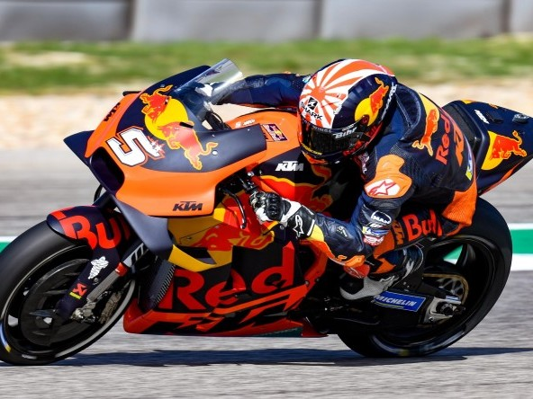 MotoGP | KTM, due giorni di test completati a Le Mans