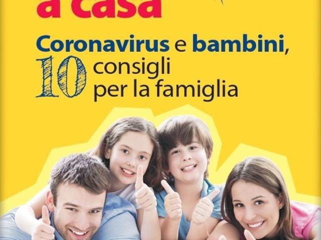 BANDERALI: «USCIAMO DALL'EMERGENZA CON L'AIUTO DEI BAMBINI»