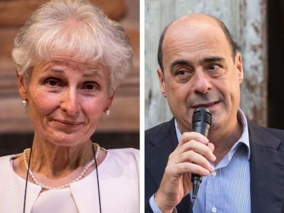Zingaretti dedica l'evento del Pd alla prof sospesa a Palermo per un video contro il dl Sicurezza