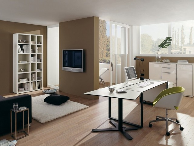 Arredare l'ufficio di casa: idee e consigli