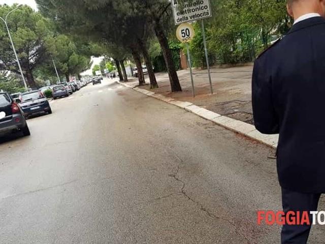 Paura in via Napoli, donna investita nei pressi della rotatoria: è in codice rosso