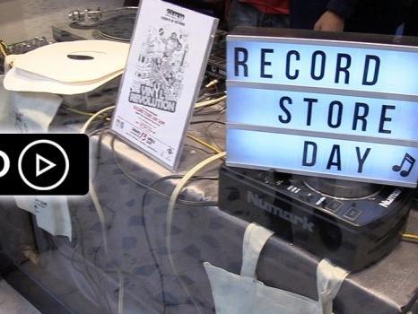 Ho festeggiato nel migliore dei modi il Record Store Day: sono andato in uno dei miei negozi di dischi preferiti
