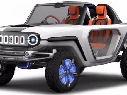Auto Salone di Tokio: Suzuki sarà protagonista con 4 SUV hi-tech dal design vintage