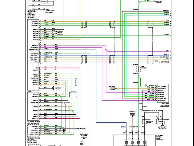 Avalanche Trailer Wiring Diagram
