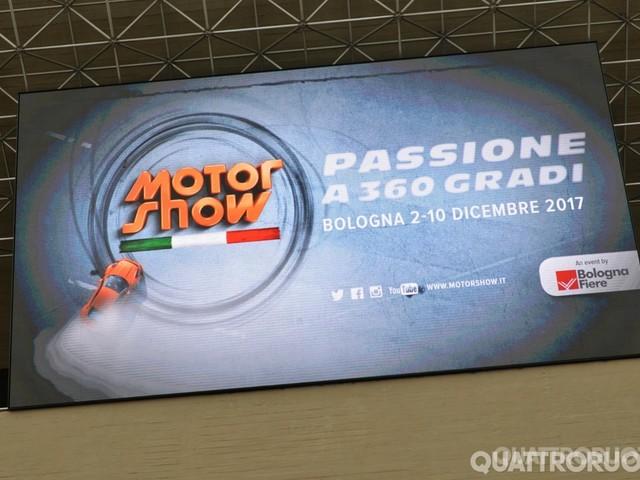 Motor Show - ufficiale: l'edizione 2018 non si farà