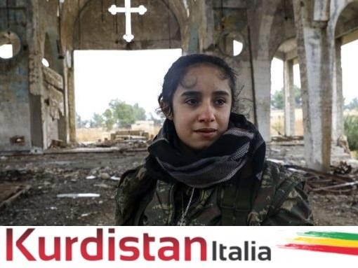 Un Natale di sangue per kurdi e cristiani nel nord della Siria