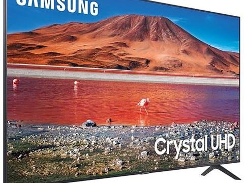 TV LED smart Samsung UE43TU7170UXZT da Eurospin: in offerta al prezzo di soli 329 euro!