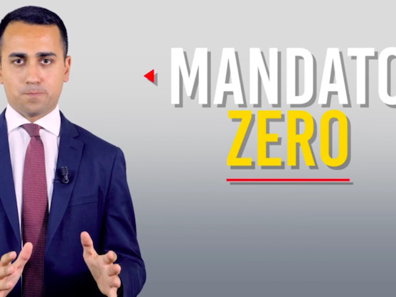 Di Maio ha trovato il modo per aggirare la regola dei due mandati