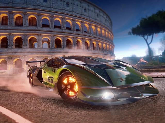Lamborghini Essenza SCV12 debutta su Asphalt 9
