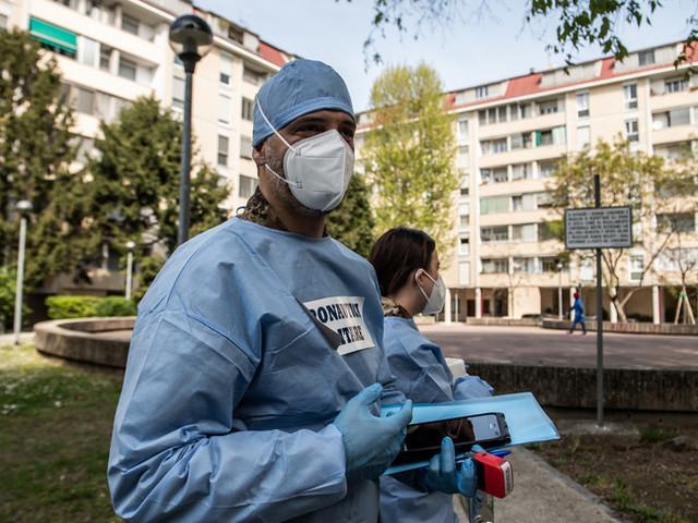Aumentano i casi di operatori sanitarivaccinati che si ricontagiano