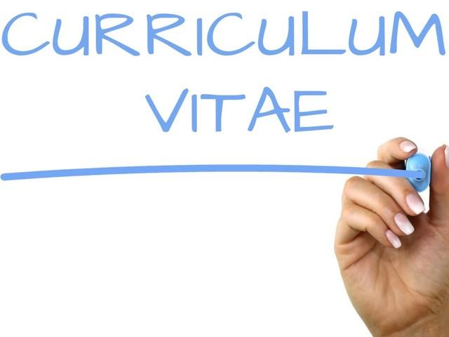 Curriculum Vitae Commessa Esempio Compilato Per Negozio Di