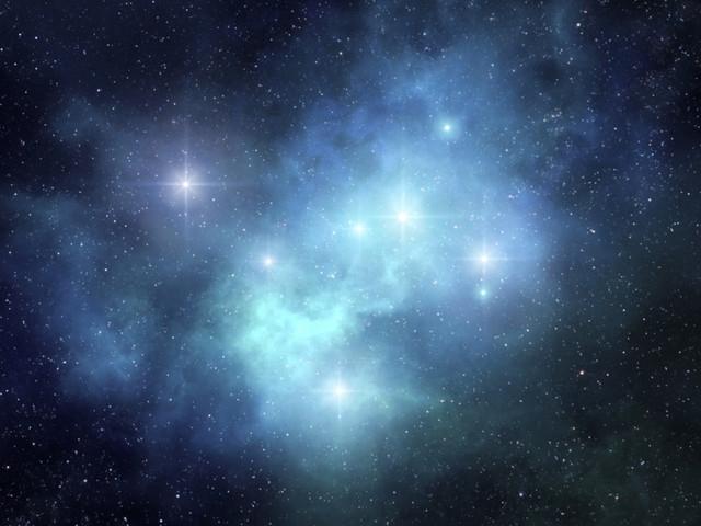 Catturata immagine della materia oscura