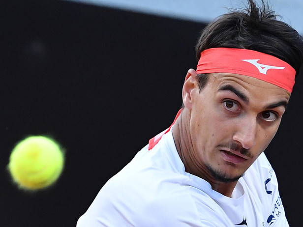 Sonego-Rublev agli Internazionali di tennis di Roma, il risultato in diretta LIVE