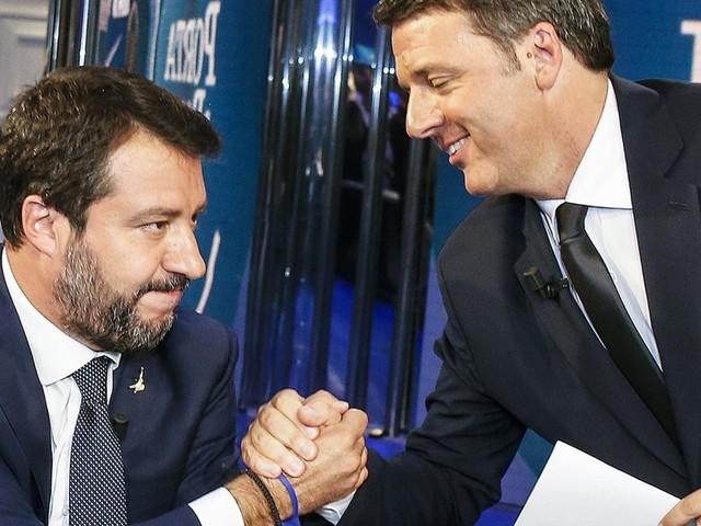 Con Draghi i due Matteo sempre più complementari