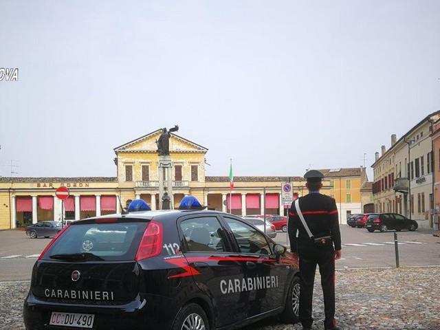 Bozzolo, percosse, minacce e danneggiamento, coppia residente a Milano denunciata