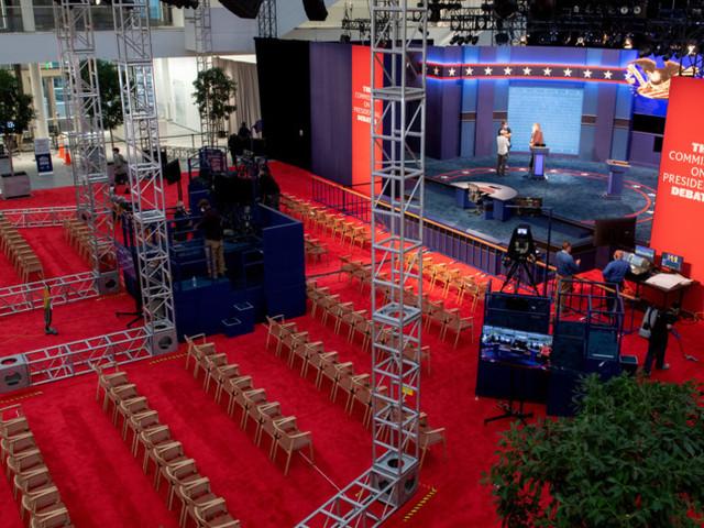 America2020: Trump-Biden, politica (e giornalismo) in tv