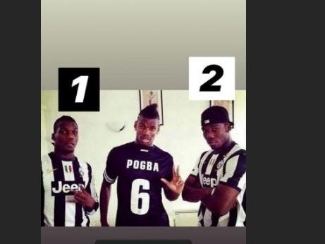 Pogba e la foto su Instagram con la maglia della Juventus. I tifosi sognano