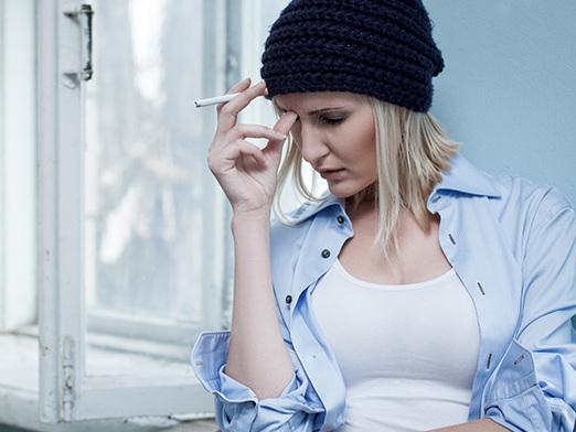 Tumore alla vescica: fumare impenna il rischio del 500%