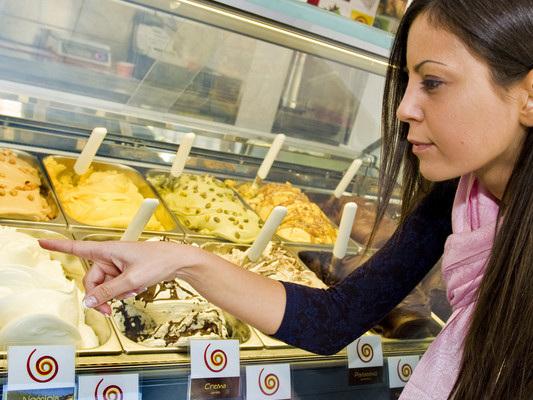 Gliitaliani mangiano meno gelato, ma è il migliore del mondo